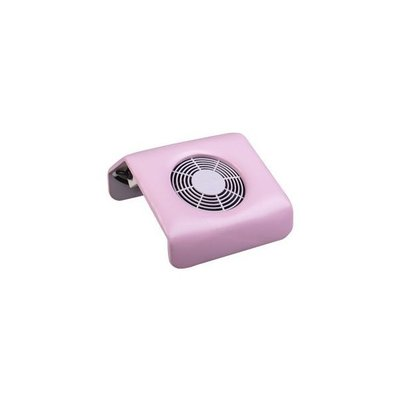 Mini stof afzuigsysteem roze