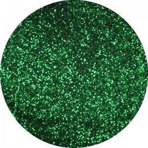 Glitter dust nr 004 metallic green