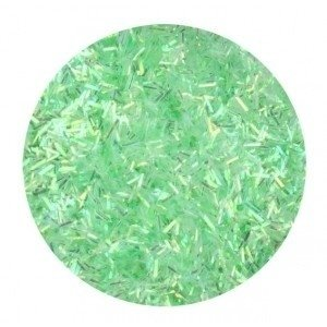 Glitter grass small green
