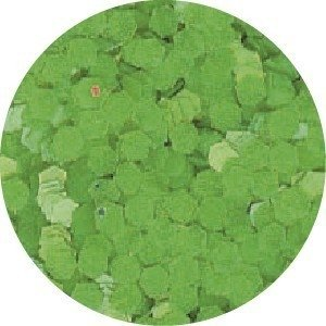 Neon Green Opal Confetti small