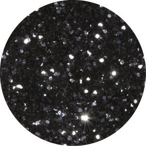 Black Opal escent confetti small