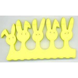 Teen spreider konijn geel