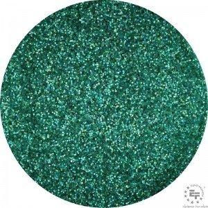 Glitter dust nr 019 Metallic Dark Green