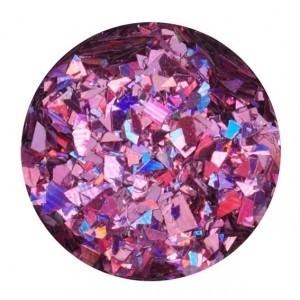 Glitter Flakes Light Violet