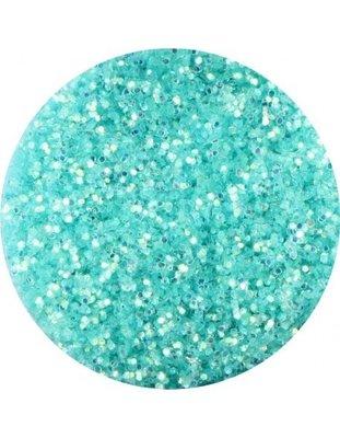 Glitter dust nr 004 Aqua