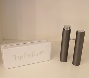 Luxe TapParfum® tas-verstuiver Antraciet
