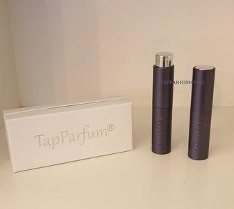 Luxe TapParfum® tas-verstuiver Donker paars