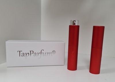 Luxe TapParfum® tas-verstuiver Rood
