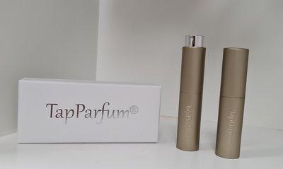 Luxe TapParfum® tas-verstuiver Champagne